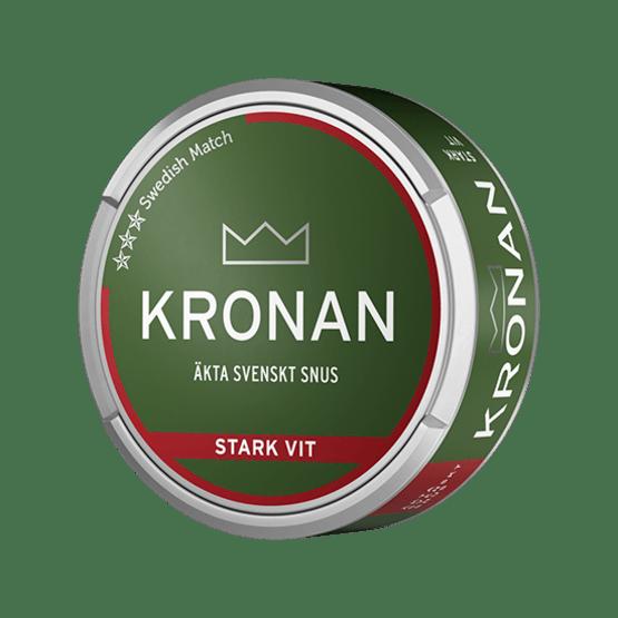 Kronan Stark White Portionssnus