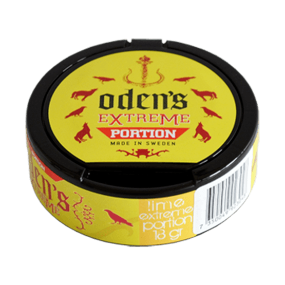Odens Lime Extreme Portionssnus