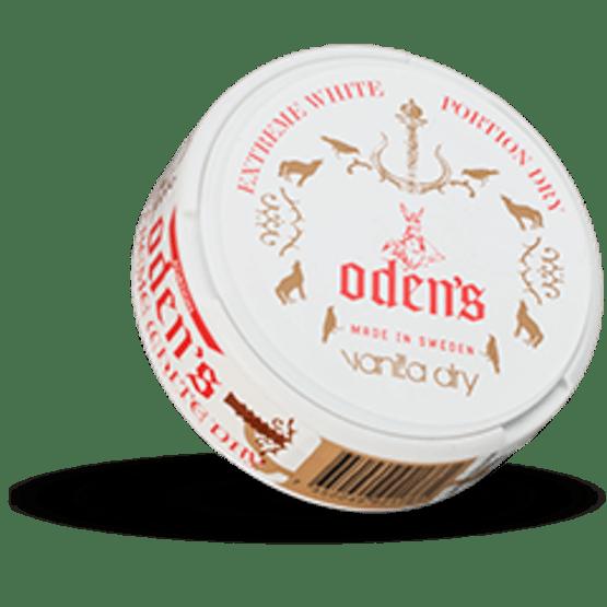 Odens Vanilla Extreme White Dry Portionssnus