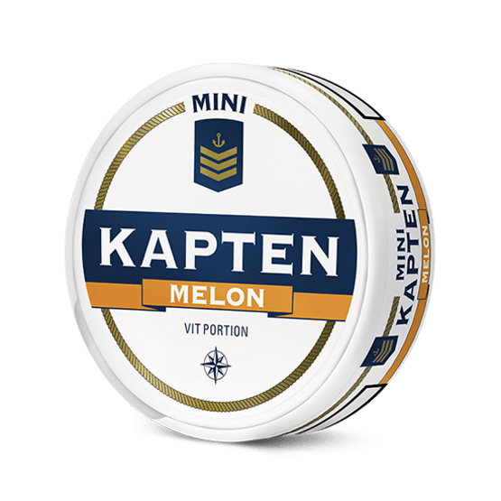 Kapten Vit Melon Mini