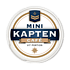 Kapten Café Mini Vit