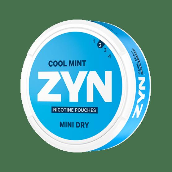 Zyn Mini Dry Cool Mint