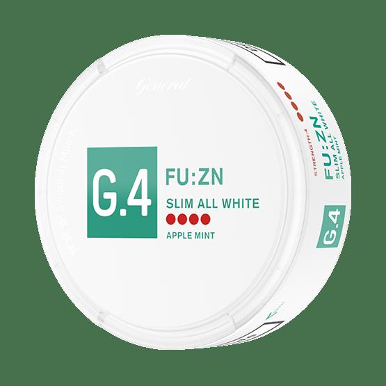 G.4 Fu:Zn Slim All White Portion