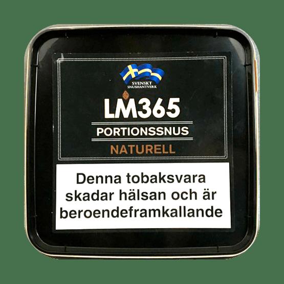Snussats Lm365 Naturell Portion
