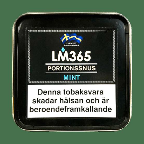 Snussats Lm365 Mint Portion