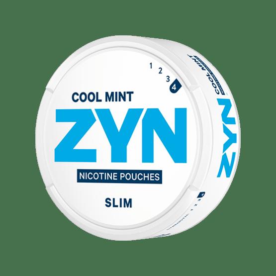 Zyn Slim Cool Mint Strong