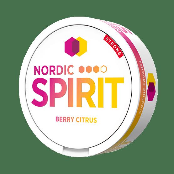 Nordic Spirit Berry Citrus Slim