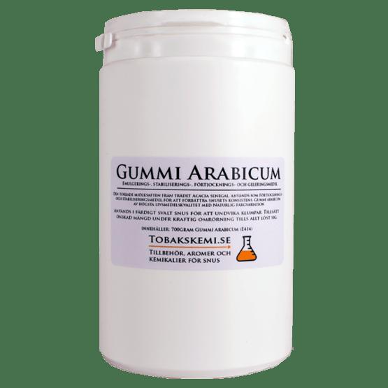 Gummi Arabicum för fastare snus 700g