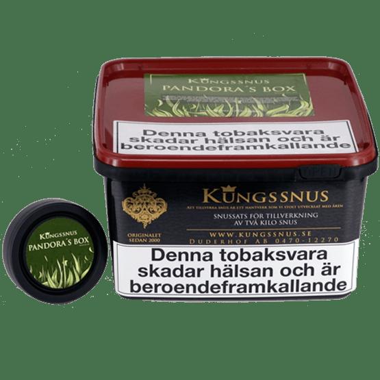Snussats Kungssnus Pandoras Box 004