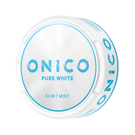 Onico Pure White Slim