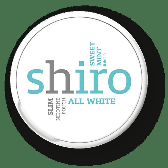 Shiro Sweet Mint Slim