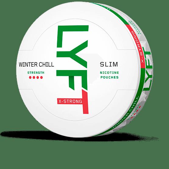 Lyft Winterchill Slim All White Portion