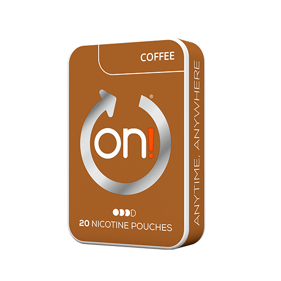 On! Coffee Strong