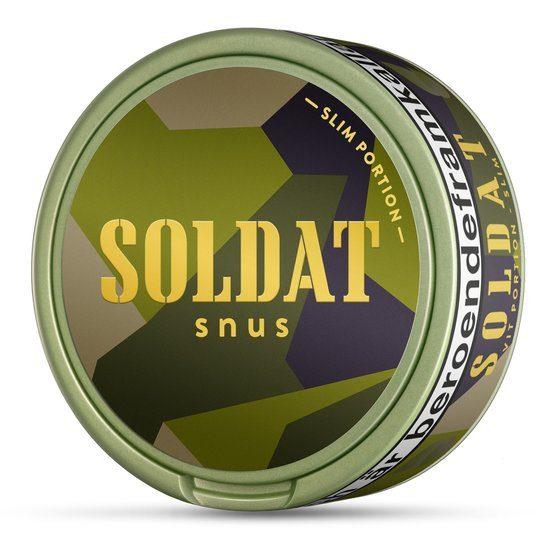 Soldat Original Slim Vit
