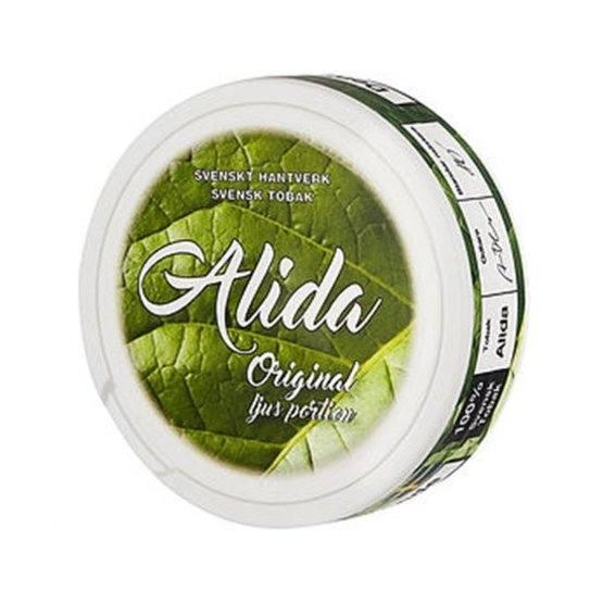 Alida White Portionssnus