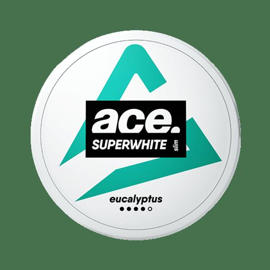 Ace Eucalyptus All White Portion