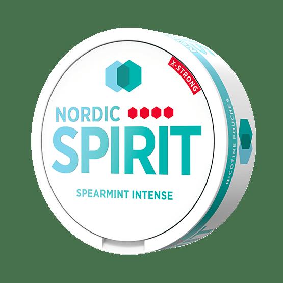 Nordic Spirit Spearmint Intense Slim Stark