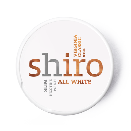 Shiro Virginia Classic Slim