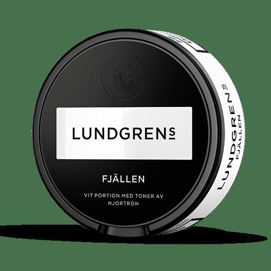 Lundgrens Fjällen Vit Portionssnus