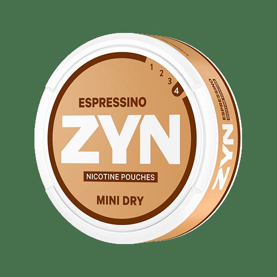 Zyn Espressino Mini Dry Strong