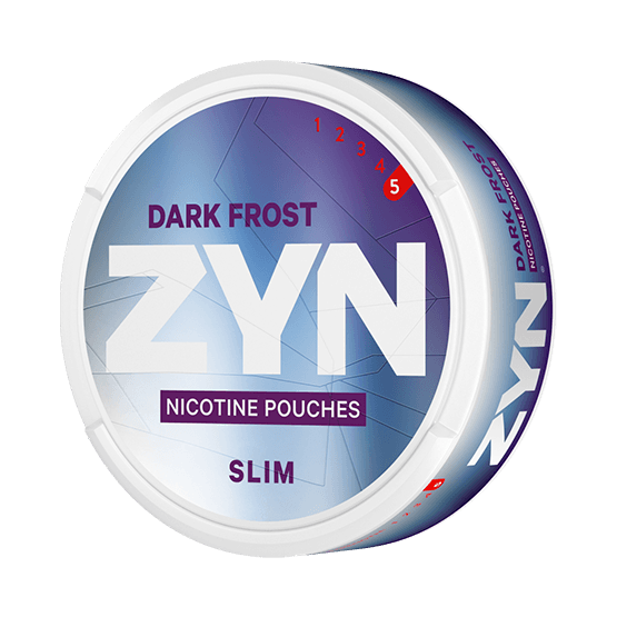 Zyn Dark Frost Slim