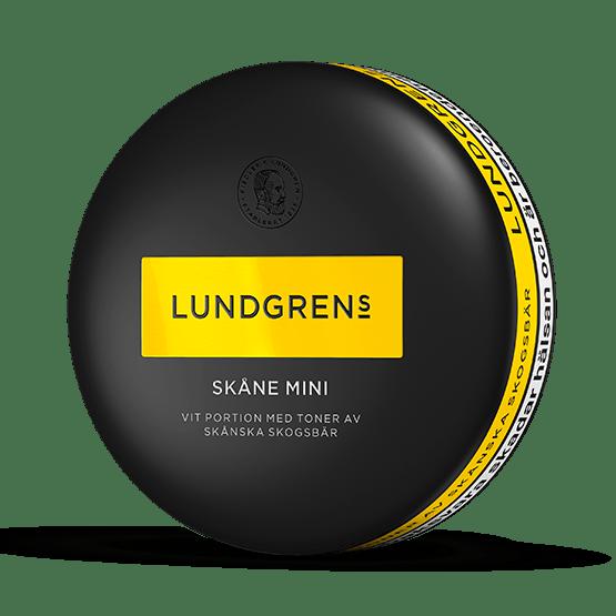 Lundgrens Skåne Mini Portionssnus