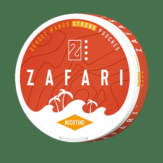 Zafari Sunset Mango Strong