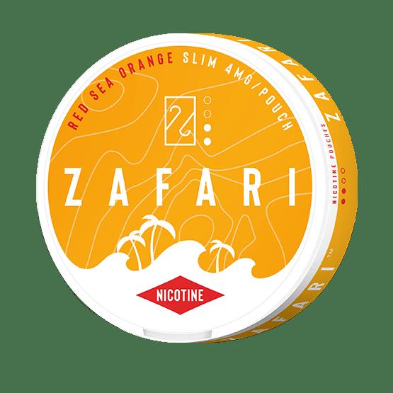 Zafari Red Sea Orange 4mg Slim