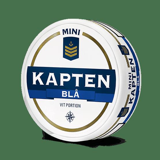Kapten Vit Mini Blå