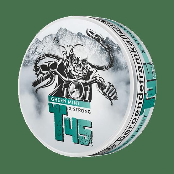 T45 Green Mint X-Strong Vit Portion