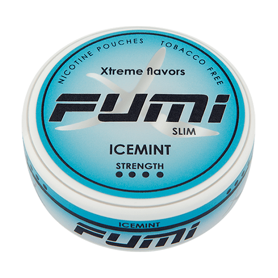 Fumi Icemint Extra Strong Slim