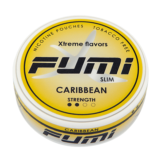 Fumi Caribbean Slim Strong