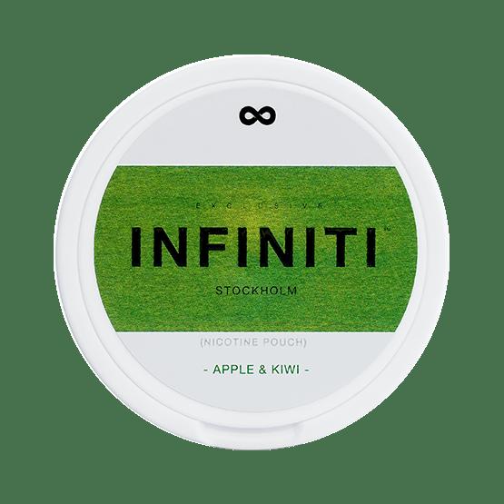 Infiniti Apple & Kiwi All White Portion