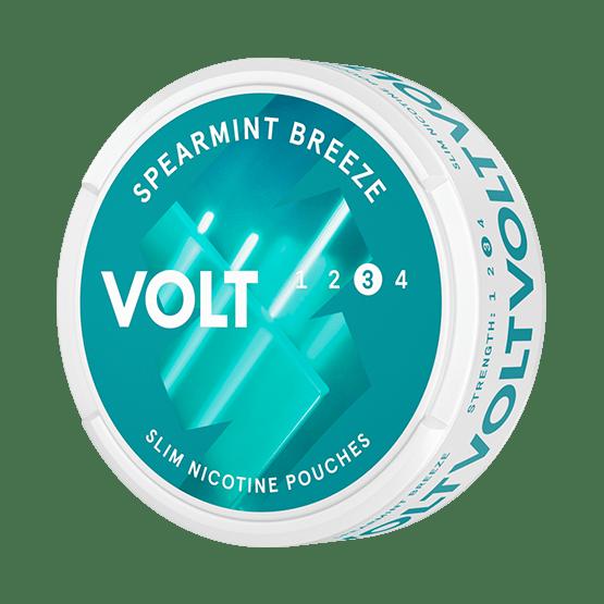 VOLT Spearmint Breeze Slim All White