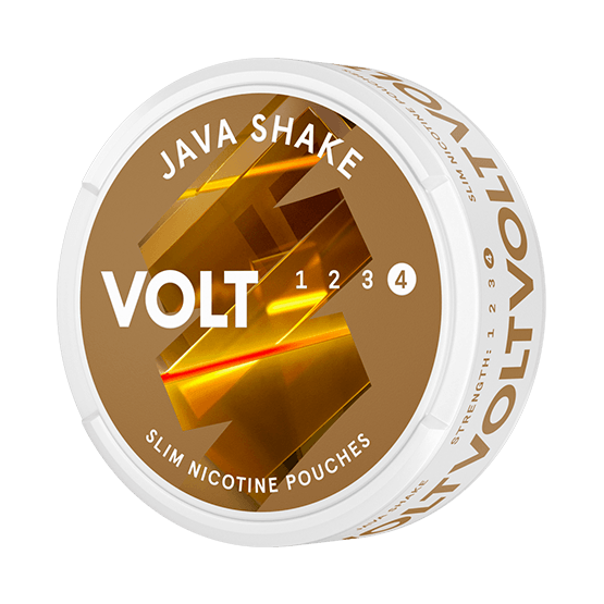 VOLT Java Shake Slim Extra Strong All White