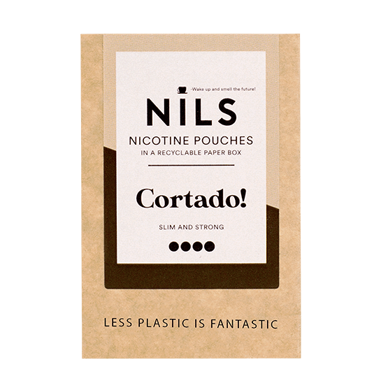 NILS Cortado Slim Extra Strong