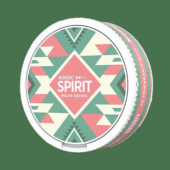 Nordic Spirit Melon Square