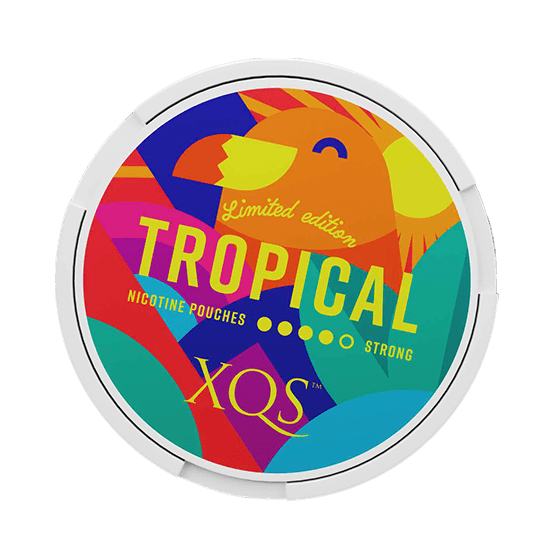 XQS Tropical Slim Extra Strong