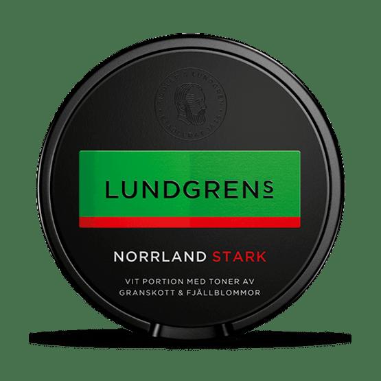 Lundgrens Norrland Vit Stark Portion