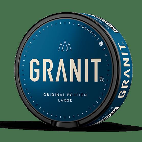 Granit Portionssnus