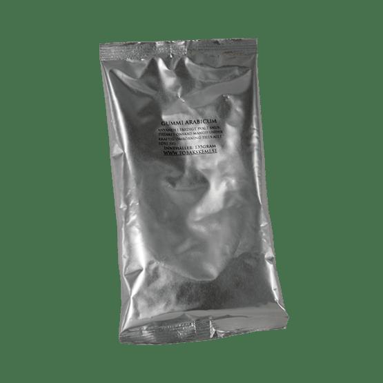 Gummi Arabicum för fastare snus