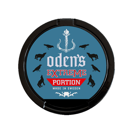 Odens Cold Extreme Portionssnus