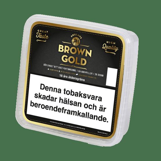 Prillan Brown Gold 500 Snussats