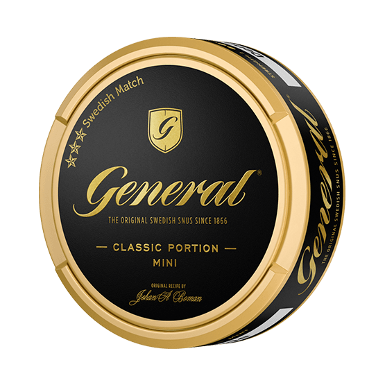 General Mini Portionssnus