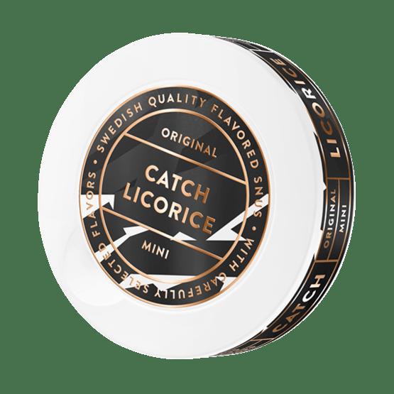 Catch Original Licorice Mini
