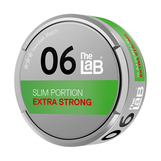 The Lab Series 06 Extra Strong