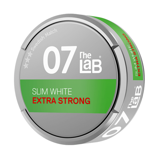 The Lab Series 07 Extra Strong White